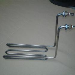 Heater for deep fryers
